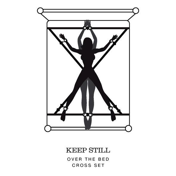Набор Shades-of-Grey для связывания Keep Still