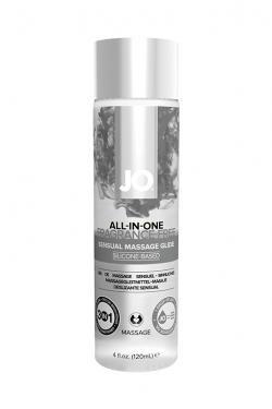 Массажный гель-масло ALL-IN-ONE Massage Glide Fragrance Free120 мл