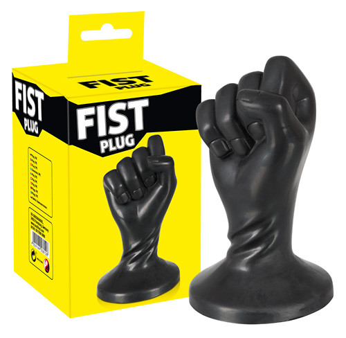 Анальная втулка в виде руки Fist Plug