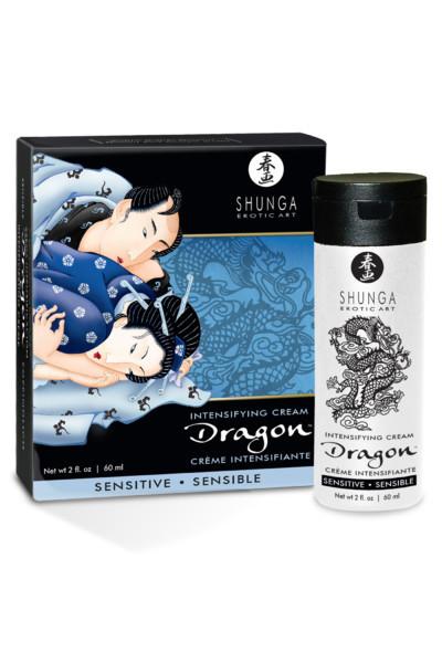 Крем возбуждающий Dragon Sensitive для двоих с двойным эффектом 60 мл