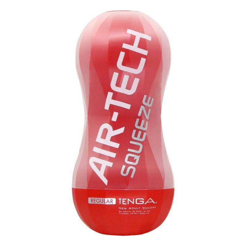 Мастурбатор TENGA Air-Tech Squeeze Regular