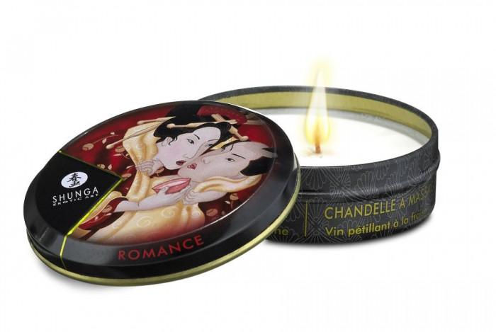 Набор восковых BDSM-свечей Teasing Wax Candles Large, черные