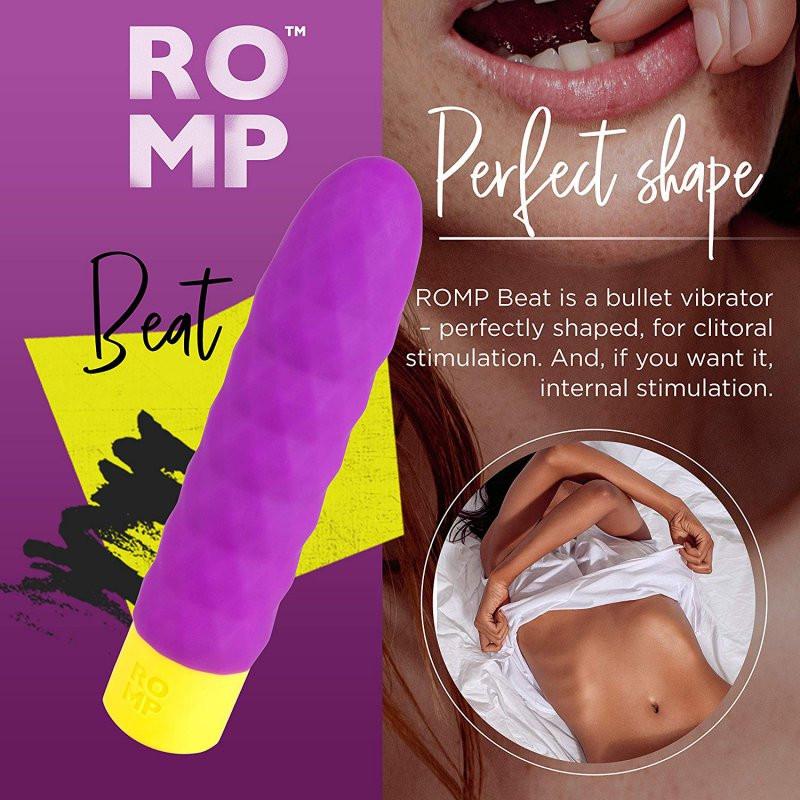 Мини вибратор Romp Beat