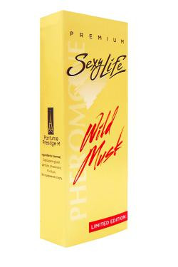 Sexy Life Wild Musk женские №3 Sublime Balkiss, 10 мл