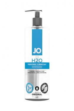Классический лубрикант на водной основе JO H2O 480 мл.