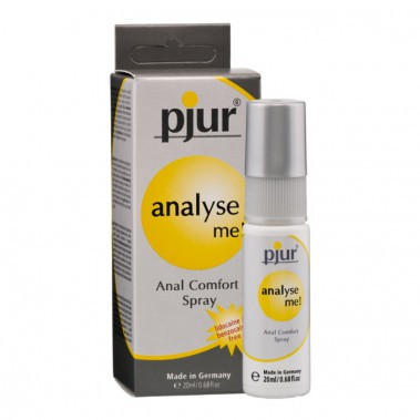 Анальный спрей обезболивающий PJUR® ANALYSE ME! SPRAY 20 мл.
