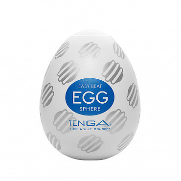 Мастурбатор яйцо Tenga egg SPHERE
