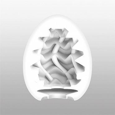 Мастурбатор яйцо Tenga egg WAVY 2