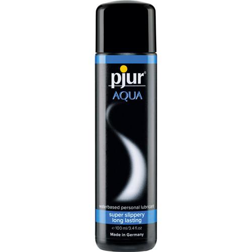 Лубрикант PJUR® Aqua на водной основе 100 мл