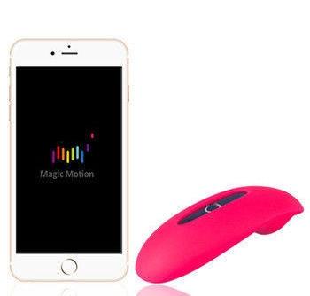 Стимулятор Magic Motion Candy с APP
