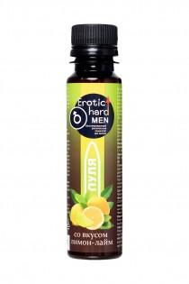 Мужской Концентрат со вкусом Лимона и лайма, 100 мл