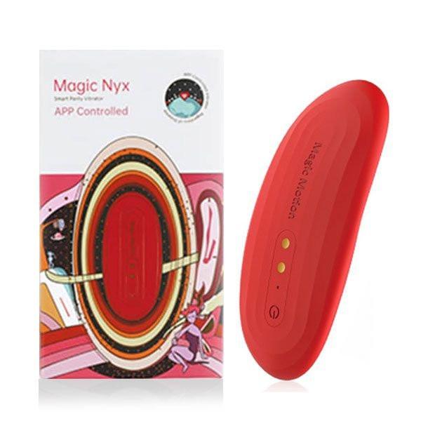 MAGIC MOTION NYX Вибратор красный