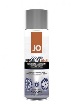 Анальный охлаждающий на силиконовой основе JO Anal Premium Cooling 60 мл.