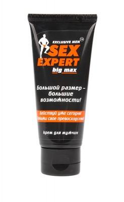 """Крем """"BIG MAX"""" серия Sex Expert 50г"""