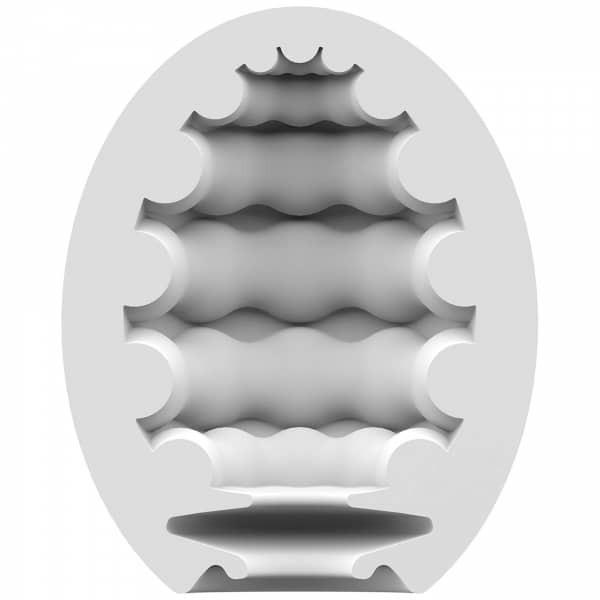 Мастурбатор яйцо Satisfyer EGG Riffle
