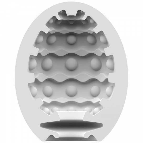 Мастурбатор яйцо Satisfyer EGG Bubble