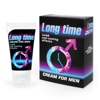 Крем для мужчин LONG TIME 25 г